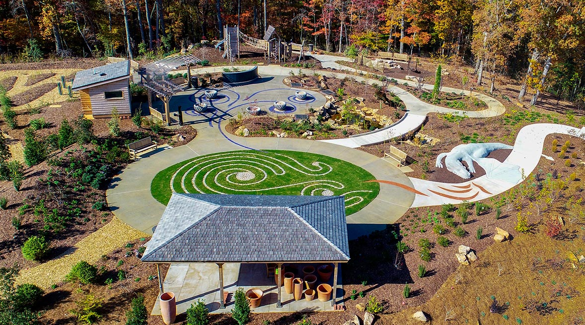 Atlanta Botanical Garden Canceled Children S Garden Public Grand Opening