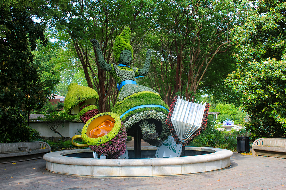 Atlanta Botanical Garden Events Exhibitions